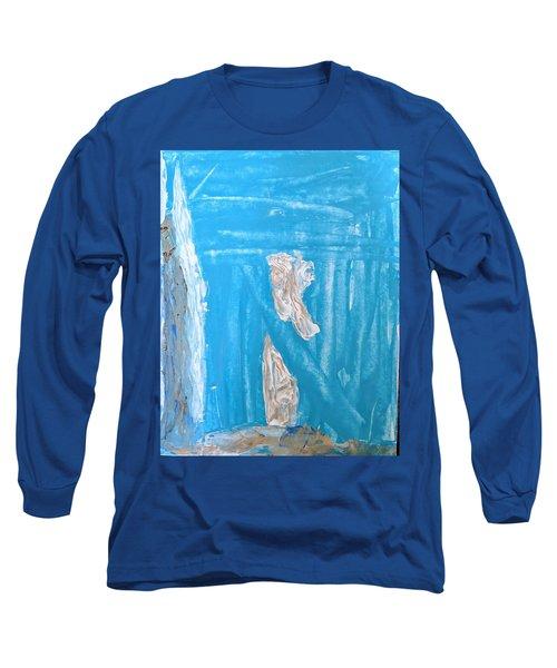 Angels Under A Bridge Long Sleeve T-Shirt
