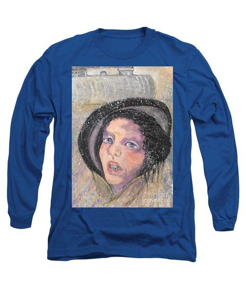 Anna Korenina Long Sleeve T-Shirt