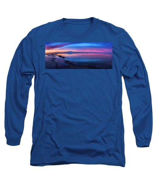 Antelope Island Sunrise Long Sleeve T-Shirt
