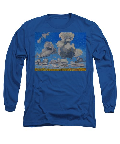 April Cumulus Long Sleeve T-Shirt