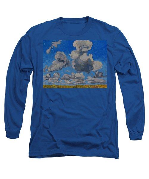 April Cumulus Long Sleeve T-Shirt