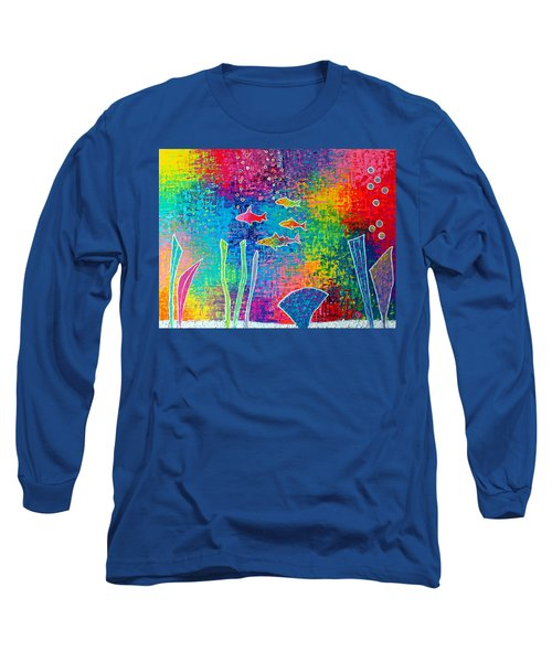 Aquarium Long Sleeve T-Shirt
