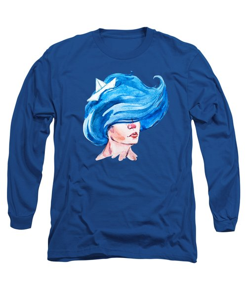 Aquarius Long Sleeve T-Shirt