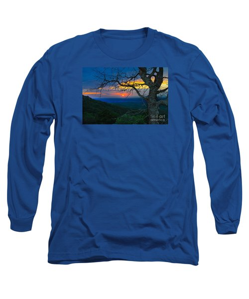 Arkansas Sunset Long Sleeve T-Shirt