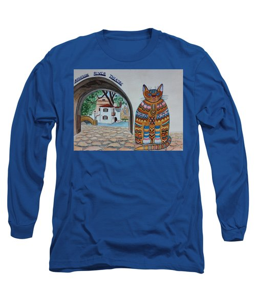 Arneson Theatre Cat Long Sleeve T-Shirt