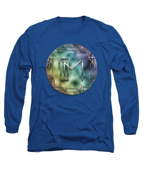 Art Deco - M Long Sleeve T-Shirt