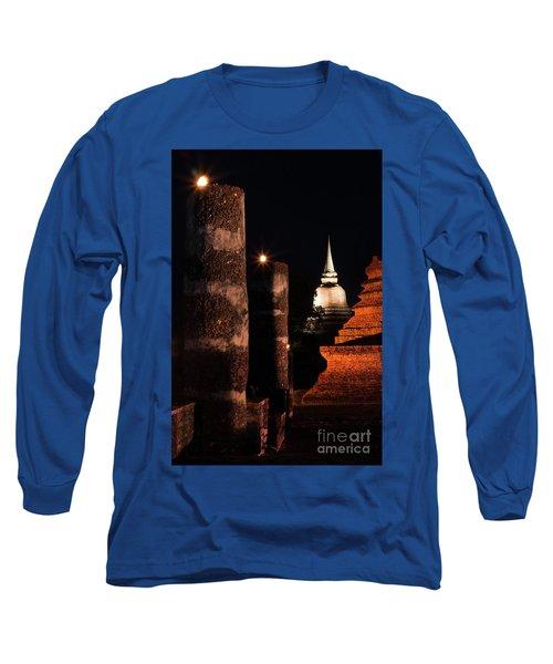 Art Of Chedi Long Sleeve T-Shirt