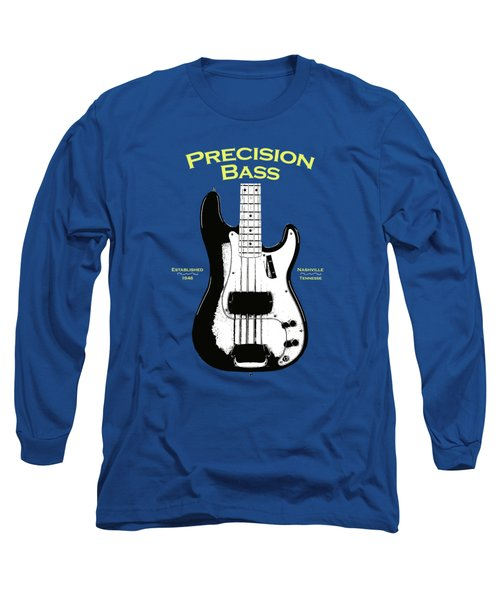 Fender Precision Bass 58 Long Sleeve T-Shirt