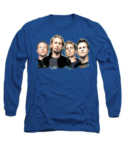Nickelback Long Sleeve T-Shirt