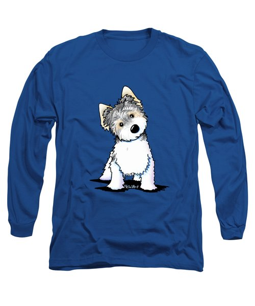 Cosmo Kiniart Petcature Portrait Long Sleeve T-Shirt