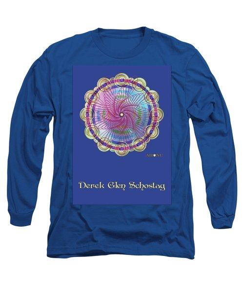 Derek Soul Portrait Long Sleeve T-Shirt