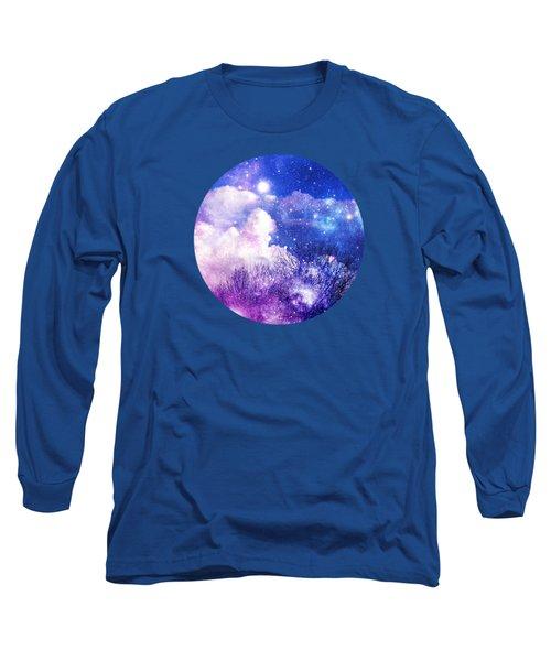 As It Is In Heaven Mandala Long Sleeve T-Shirt