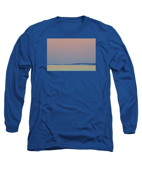 Long Sleeve T-Shirt featuring the photograph At Speed 2  by Lyle Crump