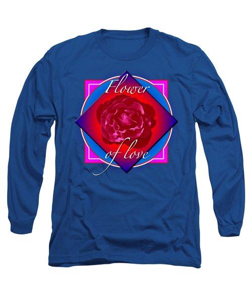 August Rose Long Sleeve T-Shirt