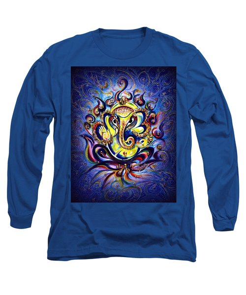 Aum Ganesha - Bliss Long Sleeve T-Shirt