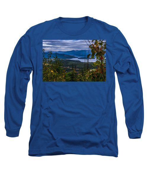 Autumn At Priest Lake Long Sleeve T-Shirt