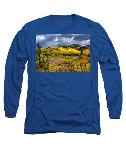 Autumn's Smile Long Sleeve T-Shirt