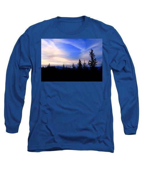 Awesome Sky Long Sleeve T-Shirt