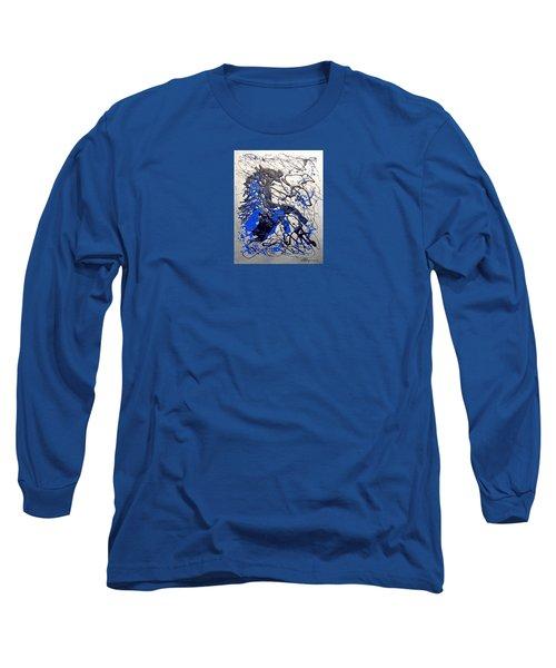 Azul Diablo Long Sleeve T-Shirt