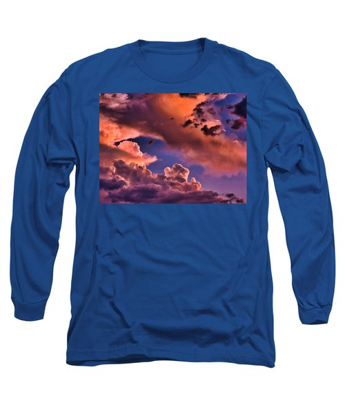 Baby Dragon's Fledgling Flight Long Sleeve T-Shirt