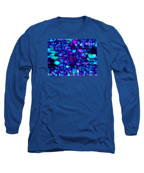 Bad Blood Long Sleeve T-Shirt by Holley Jacobs