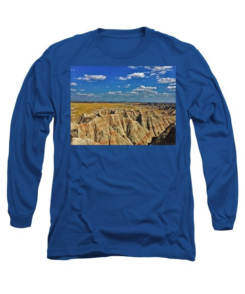 Badlands To Plains Long Sleeve T-Shirt