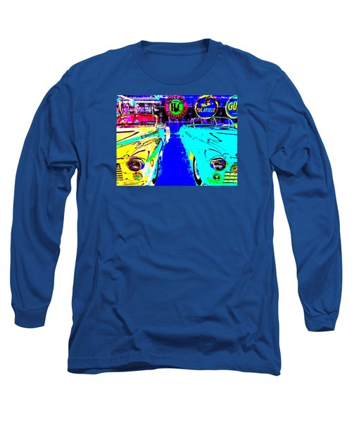 Bahre Car Show II 40 Long Sleeve T-Shirt