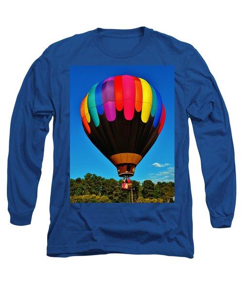 Balloon Colors Long Sleeve T-Shirt