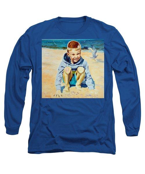Baltic Beach Long Sleeve T-Shirt