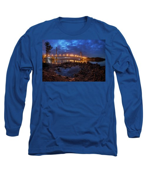 Barelang Bridge, Batam Long Sleeve T-Shirt