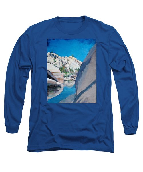 Barker Dam Long Sleeve T-Shirt by Richard Willson