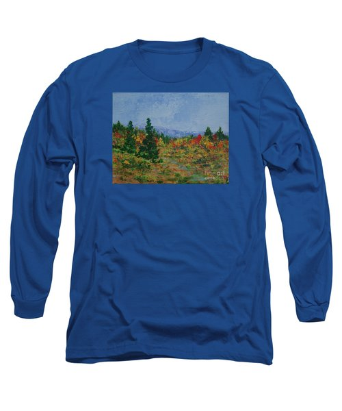 Barnardsville Branch Long Sleeve T-Shirt