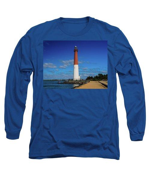 Barnegat Lighthouse Long Sleeve T-Shirt