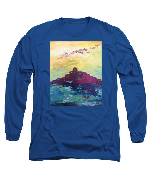 Bay City Skyscape Long Sleeve T-Shirt