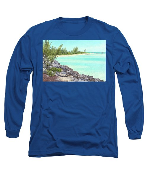 Beach Cove Long Sleeve T-Shirt