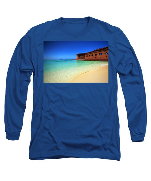 Beach Fort. Long Sleeve T-Shirt