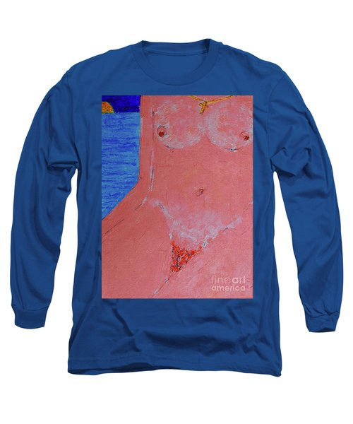 Beach Girl  Long Sleeve T-Shirt