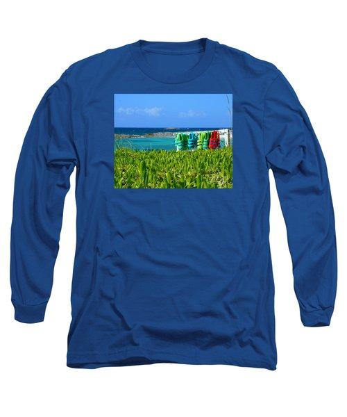 Beach Life Long Sleeve T-Shirt