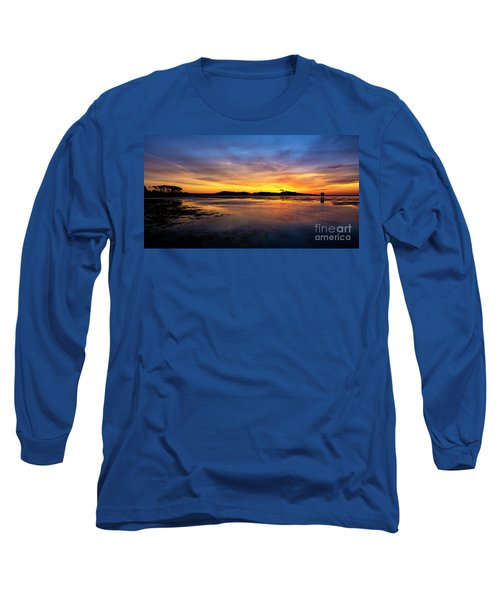 Beach Love Long Sleeve T-Shirt