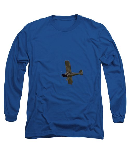 Beach Plane Long Sleeve T-Shirt