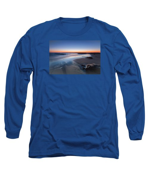 Beach View 2 Long Sleeve T-Shirt by Catherine Lau
