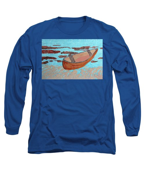 Beached At Washington Oaks Park Long Sleeve T-Shirt