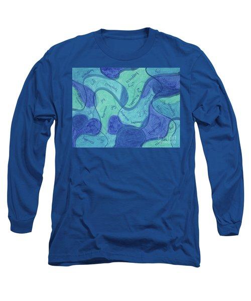 Beachy Three Long Sleeve T-Shirt