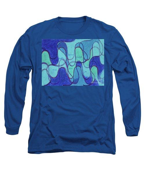Beachy Two Long Sleeve T-Shirt