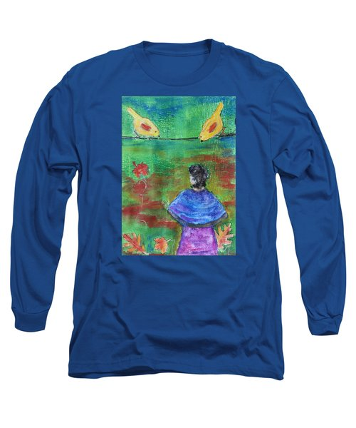 Beauty Above Long Sleeve T-Shirt