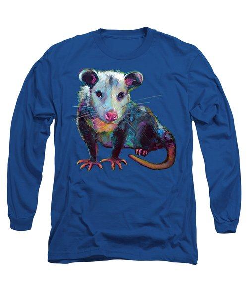 Beethove, The Opossum  Long Sleeve T-Shirt