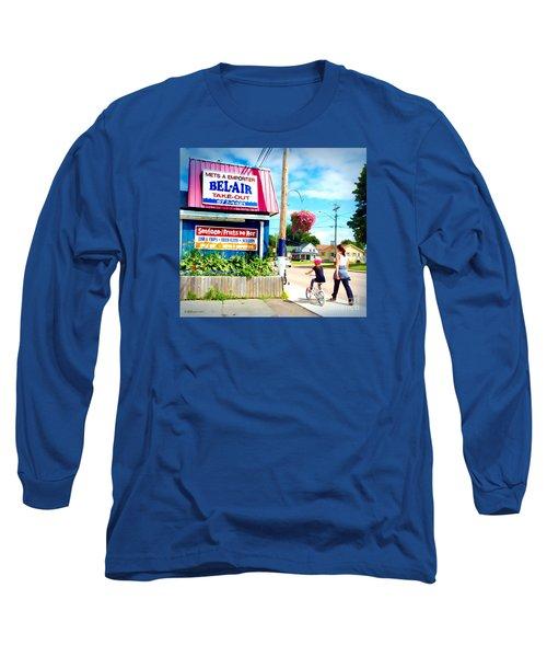 Bel Air  Long Sleeve T-Shirt