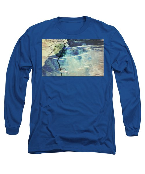 Believe Long Sleeve T-Shirt by AugenWerk Susann Serfezi
