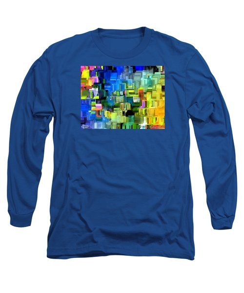 Believe What You Say Long Sleeve T-Shirt by Holley Jacobs