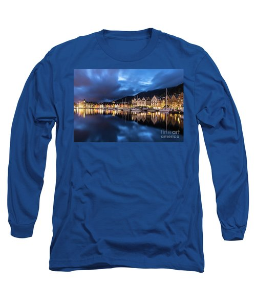 Bergen Harbor Long Sleeve T-Shirt